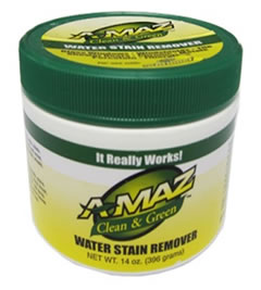 A-MAZ Water Stain Remover